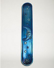 Moon And Stars Incense Burner