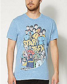 Group Star Trek T shirt
