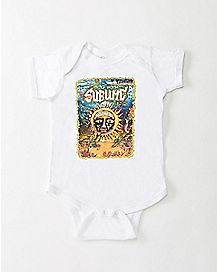 Sublime Sun Baby Bodysuit