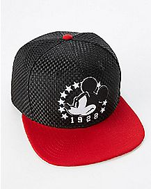 New Era Mickey Mouse Snapback Hat