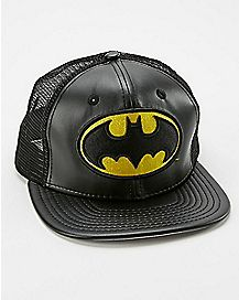 New Era Batman Trucker Hat