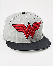 New Era Wonder Woman Snapback Hat