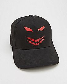 Fitted Disturbed Hat