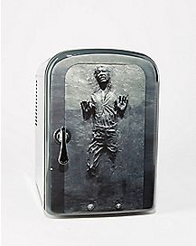 Han Solo Star Wars Mini Fridge