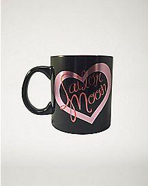 Foil Sailor Moon Coffee Mug - 20 oz.