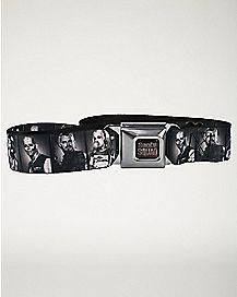 Character Suicide Squad Seatbelt Belt