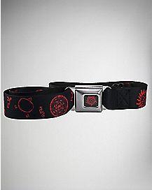 Symbols Supernatural Seatbelt Belt