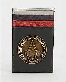Badge Assassins Creed ID Wallet