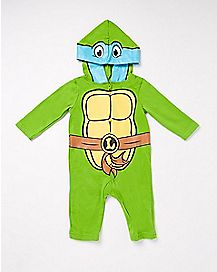Leonardo Teenage Mutant Ninja Turtles Baby Romper