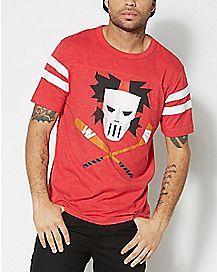 Hockey Casey Jones TMNT T Shirt