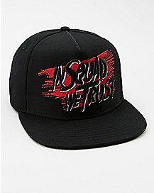 In Squad We Trust Suicide Squad Snapback Hat