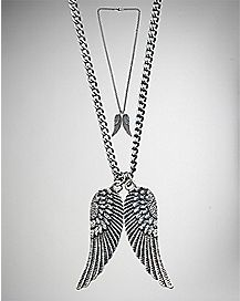 Wings Chain Necklace