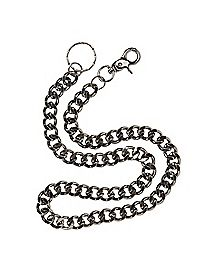 Metal Wallet Chain