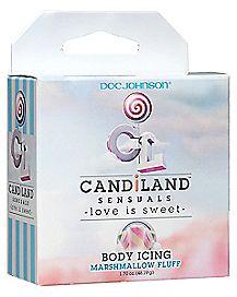 Candiland Marshmallow Fluff Body Icing - 1.7 oz