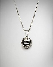 Death Star Star Wars Necklace