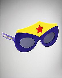Wonder Woman Sunstache - DC Comics