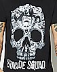 Characters Skull Suicide Squad T Shirt