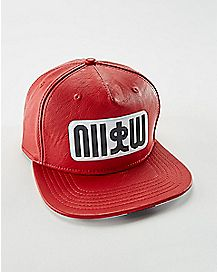 Symbol Street Fighter Snapback Hat