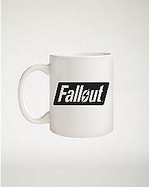 Vault Boy Fallout Mug 20 oz