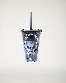 Suicide Squad Joker Cup with Straw