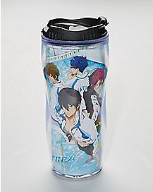 Free! Key Art Travel Mug 12 oz