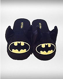 Batman 3D Ears Slippers - DC Comics