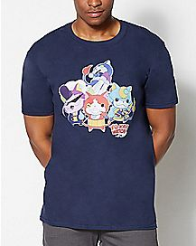 Yo-Kai Watch T Shirt