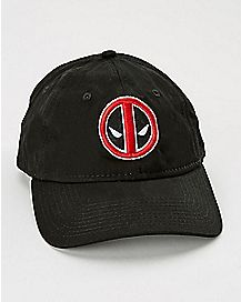 New Era Deadpool Marvel Curved Brim Hat