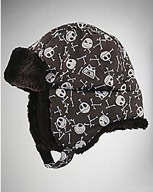 Jack Skellington Baby Trapper Hat - The Nightmare Before Christmas