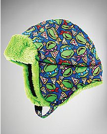 TMNT Baby Trapper Hat