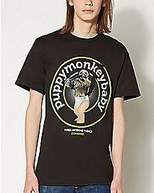 Three Awesome Things Puppymonkeybaby T shirt