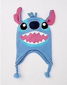 Lilo & Stitch Laplander Baby Hat