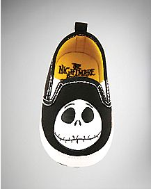Jack Nightmare Before Christmas Baby Shoes