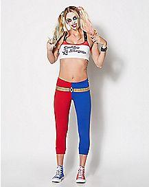 Harley Quinn Suicide Squad Jogger Set