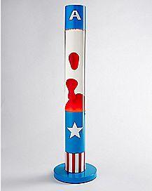 Captain America Motion Lamp - Marvel Comics