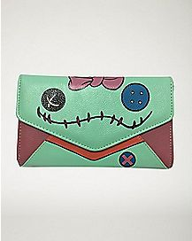 Lilo & Stitch Scrump Envelope Wallet