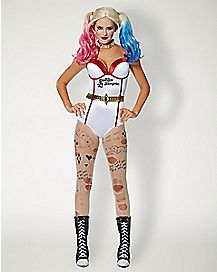 Harley Quinn Daddy's Lil Monster Bodysuit - Suicide Squad