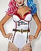 Harley Quinn Daddy's Little Monster Bodysuit - Suicide Squad