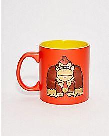 Donkey Kong Mario Kart Mug 20 oz