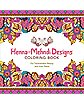 Henna Mehndi Coloring Book