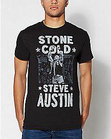 Stone Cold Steve Austin T shirt