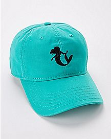 The Little Mermaid Dad Hat