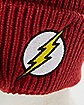 The Flash Visor Beanie Hat