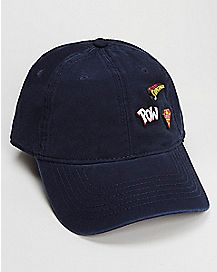 Superman Pin Dad Hat - DC Comics