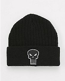 Punisher Beanie Hat