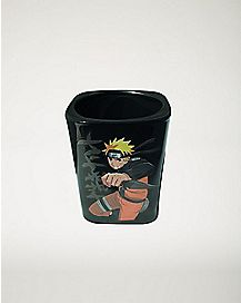 Square Naruto Shot Glass 1.5 oz