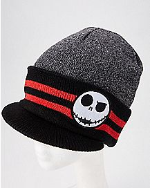 Jack Nightmare Before Christmas Beanie Hat