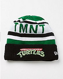 New Era TMNT Cuff Beanie Hat