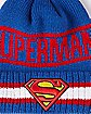 New Era Vintage Superman Pom Beanie - DC Comics