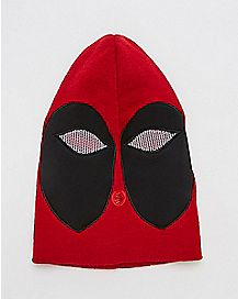 Deadpool Mask Beanie - Marvel Comics